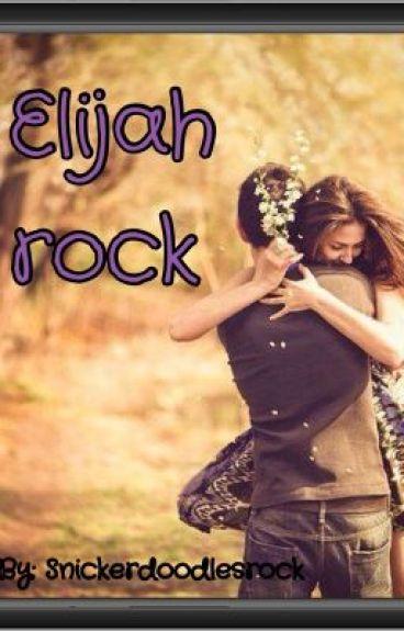 Elijah Rock by snickerdoodlesrock