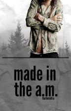 made in the a.m.    harry by BarboraOra
