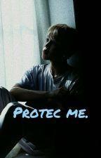 〔Protec Me; JM 〕 by pcybbxxx