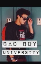Bad Boy University [Réecriture] by LiLoO_Dup