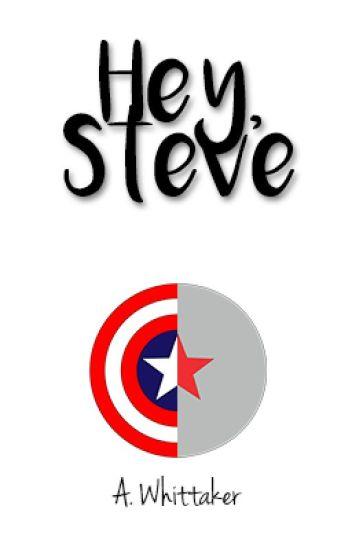 »Hey Steve.