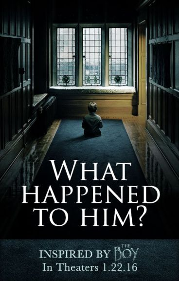 What Happened to Him?