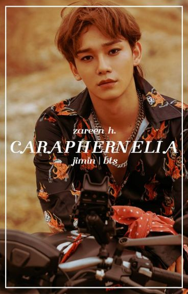 caraphernelia → jimin