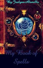 My Book Of Spells by WOLFGIRL1501