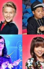 A Game Shakers Love Story by SamIrving8