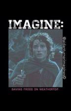 IMAGINE: Saving Frodo on Weathertop by Aidanturnerimagines
