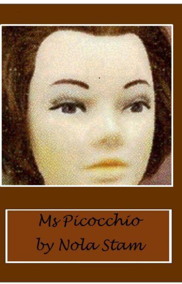 Ms. Pinocchio by nolastam