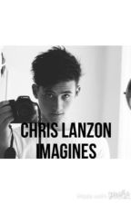 Chris Lanzon Imagines by lanzonfacts