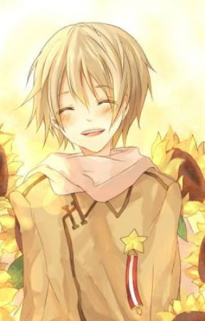 Sunflower Fields (Hetalia One Shot) by Witchitus