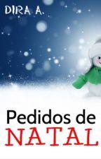 Pedidos de Natal by Dira_A