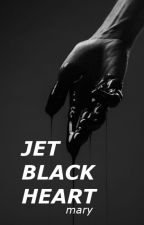 JET BLACK HEART by colemanhell