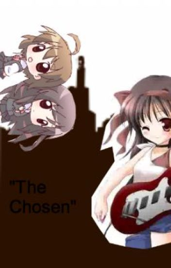 """The Chosen"". a pokemon story of three."