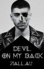 Devil On My Back by ZIALLISLIFEE