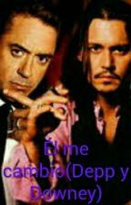 Él me cambio(Depp y Downey) by begob12