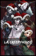 La Creepyhouse by HatsuneAckerman