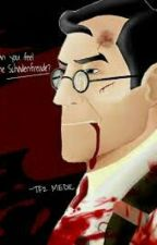 This Maniac's In Love With You (Cannibal! Serial Killer! Medic X Reader) by SharkTheHorrorAddict