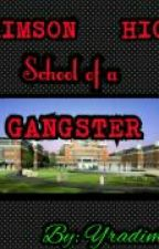 CRIMSON High: School of a Gangster by YradimzZ