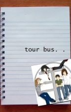 Tour Bus (Tokio Hotel) by seiko_usui