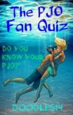 The Percy Jackson Fan Quiz by doodles14