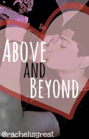 Above and Beyond (Sam Pottorff: Book 2) by rachelisgreat