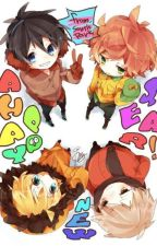 South Park - WhatsApp by Sora_kagamine