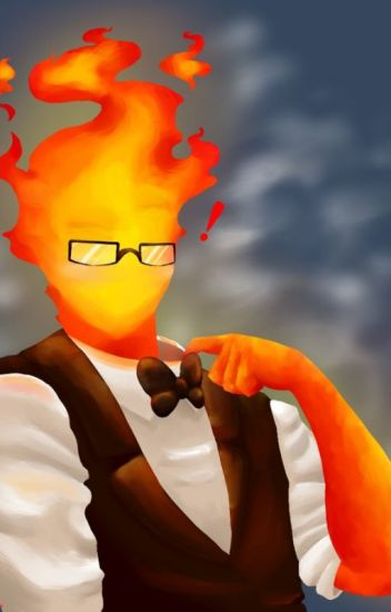 The Hot Date (Grillby x Reader)