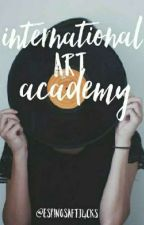 International Art Academy // Magcon - Freshlee by espinosaftj4cks