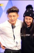 I'm beside you,noona...{Hanbin and Sungim} by user68193172