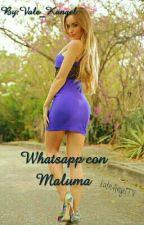 Whatsapp (Maluma) by Vale_Kangel