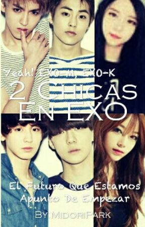 Dos Chicas En EXO by Little_DongHae