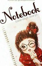 Notebook by geraldyanimelover