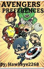 Avengers Preferences REQUEST OPEN by DatAssButtTho