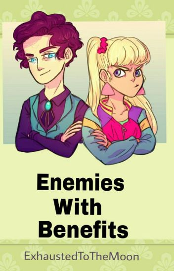 Enemies With Benefits (Dipper x Pacifica)