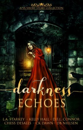 """Cloak of Echoes"" from Darkness Echoes  by CKDawn"