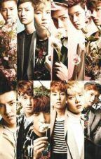 EXO Imagines by xoxoRainieExo