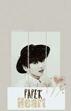 Paper Heart ✾ Jikook by kumashimi