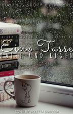Eine Tasse Kaffee und Regen | Kisah Secangkir Kopi dan Hujan by arczre