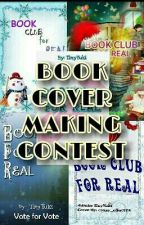BOOK COVER MAKING CONTEST by TinyYuki