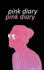 harry styles // pink diary by smil3x