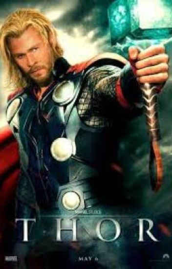 ASGARD (A THOR FAN FICTION)