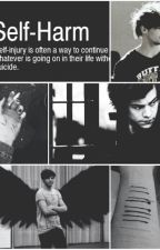 Self Harm ; larry Stylinson by fakelarrying