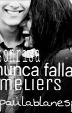 La sonrisa nunca falla (Gemeliers)TERMINADA by paulablanesp