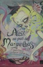 Alíce No País Das Maravilhas by Darkness251