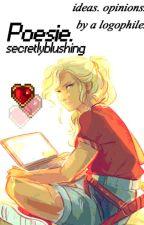 Poesie by SecretlyBlushing