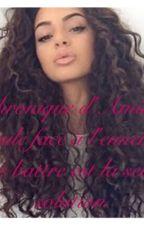 Chronique d'Amira: Seule face à l'ennemi, me battre est la seule solution. by princesse_nadorienne