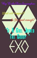 If A Girl Joined The Group EXO by ErikaExoSaranghae