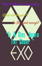 If A Girl Joined The Group EXO by ErikaExoSaranghae