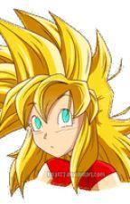 La hija de Goku by yuriela-romero