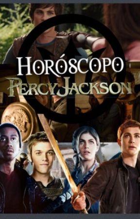 HOROSCOPO DE PERCY JACKSON by -FxckingPerfect-