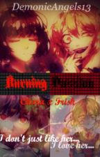 Burning Passion (Undertale: Frisk x Chara) (On hold) by DemonicAngels13